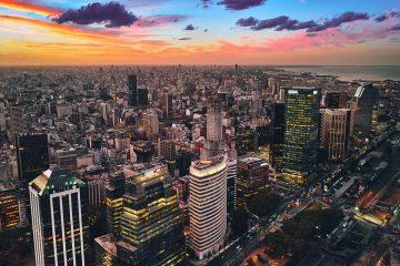 Ciudad de Buenos Aires by Deensel (Flickr)